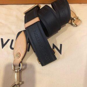 Authentic Louis Vuitton crossbody strap